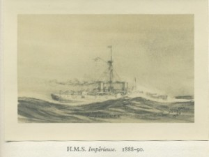 H.M.S Imperieuse