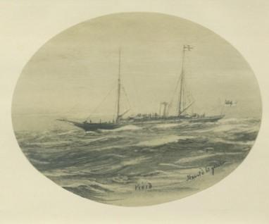 C.-in- C., Devonport, Yacht Vivid