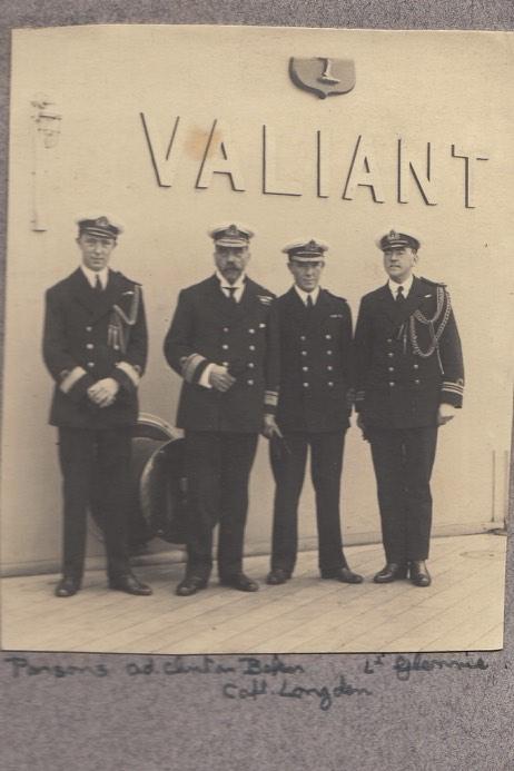 H.M.S. Valiant