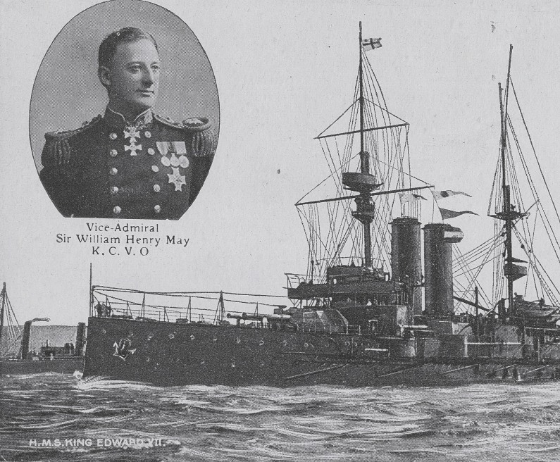 Admiral of the Fleet Sir William Henry May
