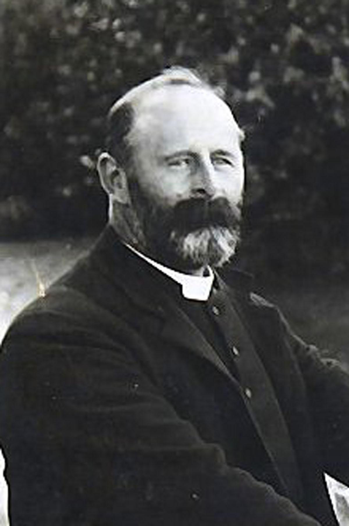 Rev. Frederick May