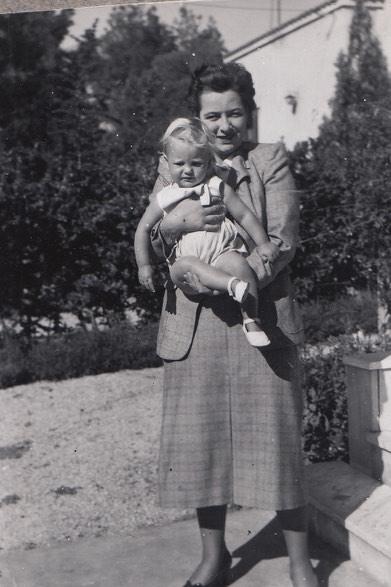 Tony and Mary Norfolk