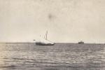 H.M.S Petersfield Tour - Suez Canal Oct 22 1922