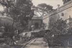 Villa Frere Malta - Garden circa 1920.