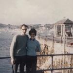 Tina and Eric